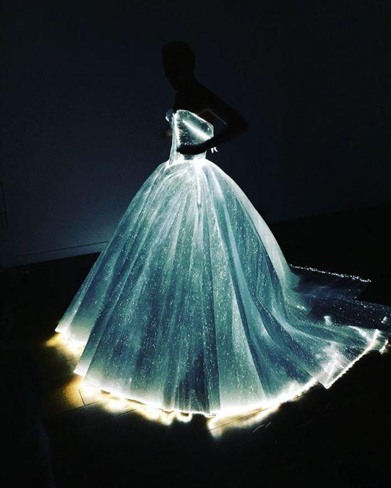 Amazing blue glam dress prom #lovethisdress😍