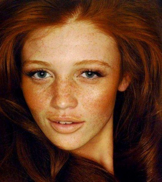 Макияж для рыжих девушек. | Макияж глаз