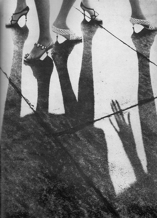 James Moore - Harper's Bazaar, 1962.