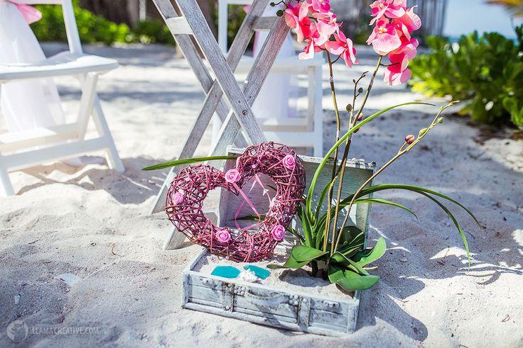 Детали декора для свадьбы в розовых тонах