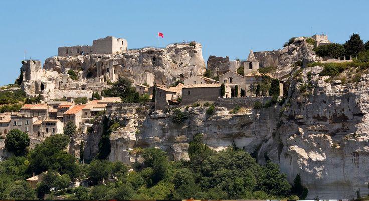 Château des Baux de Provence - Monument historique en Provence, Les Baux-de-Provence France