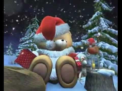 Beste Teddybär - Weihnachts Animation - Best Teddy Bear - Christmas Animation Christmas Star - YouTube