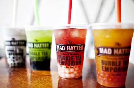 The Mad Hatter Bubble Tea Emporium. themadhatter.dk