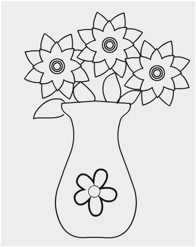 Coloring Flowers Heavenly Flowers Coloring Pages