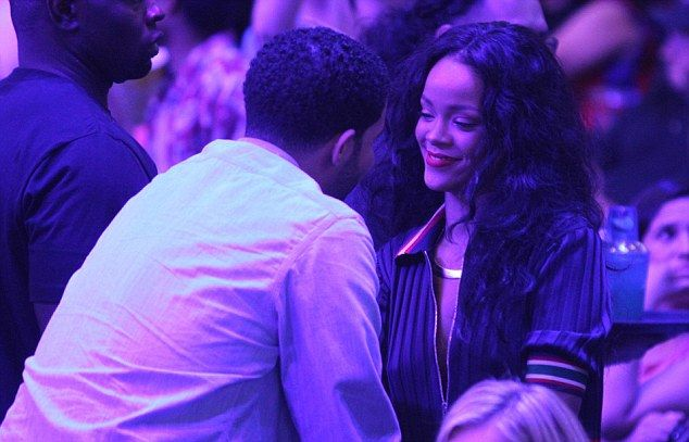 Rihanna and Drake 'split again' after reuniting for just a few months #dailymail