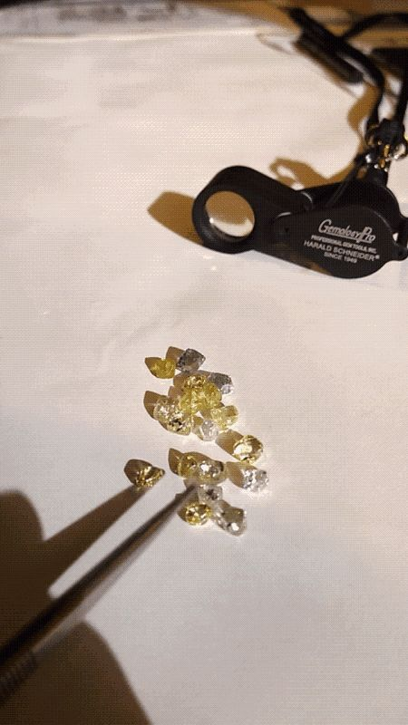 68 Best Diamonds Images On Pinterest Gemstones Raw