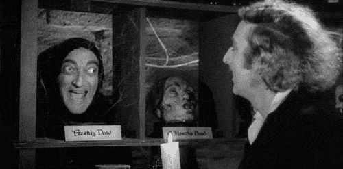 Frau Blucher Quotes: Quotes From Young Frankenstein - Google Search