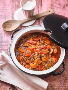 Low Carb peasant pot   – Low carb