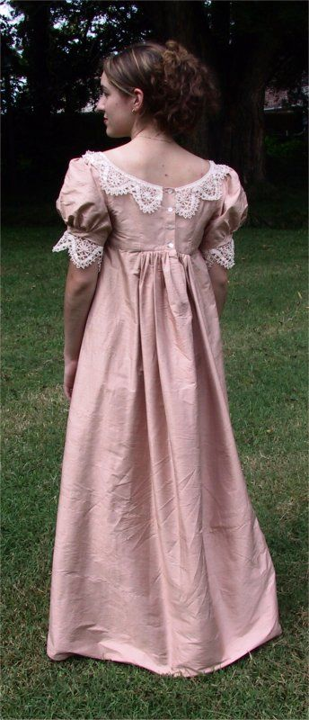 TONS of historical patterns and tutorials. lots of sleeves and skirts and blouses that can be put on other things.