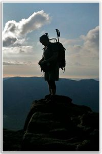 Great website for AT information.: Hiker On Mountain Tops, Appalachian Trail, Awesome Pictures, Trail Conservation, Trail Hiking, Hiking Appalachian, Appalachain Trail, Www Appalachiantrail Org, Conservation Website