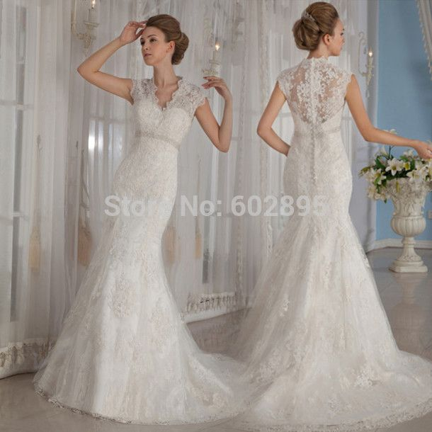 Aliexpress.com : Buy Popular A line Crystals Lace Short Wedding Dress 2017 Strapless Ruched Band ...