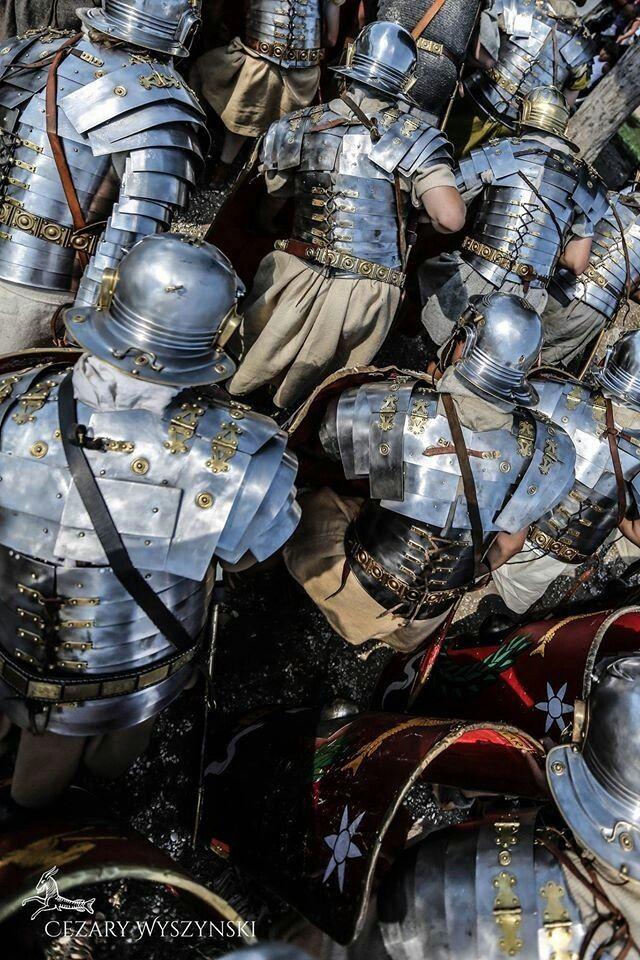 A Roman Legion, I think.