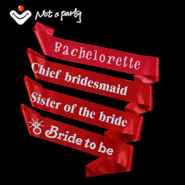 Kırmızı düğün olay mariage saten kanat beyaz baskı hen favor parti olay…