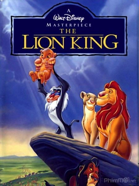 Vua Sư Tử - The Lion King: