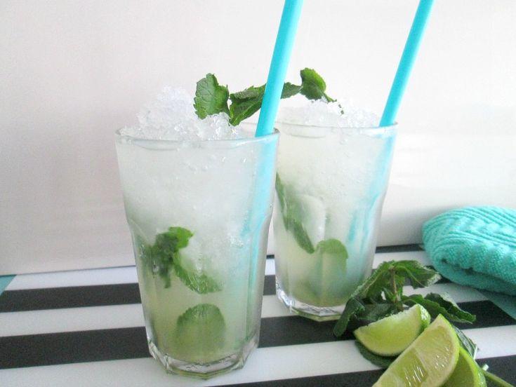 Cocktail I Zelf Mojito maken!