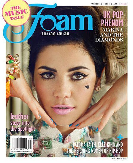 Marina And The Diamonds = bubblegum pop perfection.