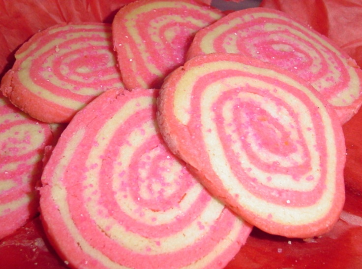 Peppermint Pinwheels! | Cookie trays | Pinterest