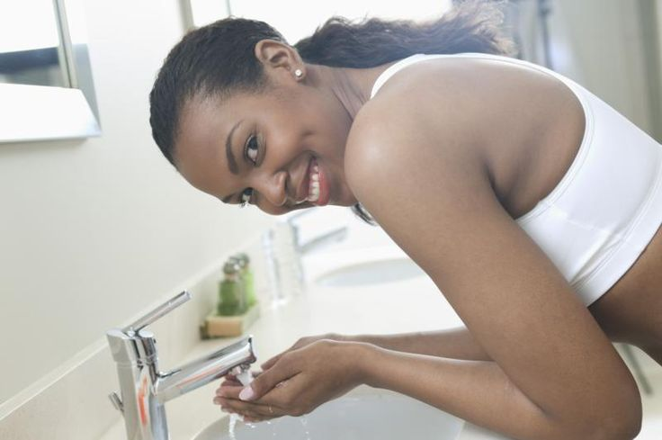 Natural skin care for any skin tone, including black women, is no further away than your kitchen. Black skin has distinct characteristics and typically benefits from extra moisturizing in the form of natural, emollient-rich oils. Those with black skin should wash their face twice daily with a gentle, natural cleanser and never go to sleep with...