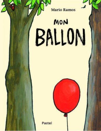 Lecture interactive 1er cycle : «Mon ballon» de Mario Ramos