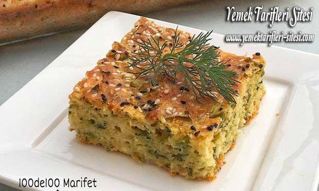 Pırasalı Mısır Unlu Kek | Yemek Tarifleri Sitesi - Oktay Usta - Harika ve Nefis Yemek Tarifleri
