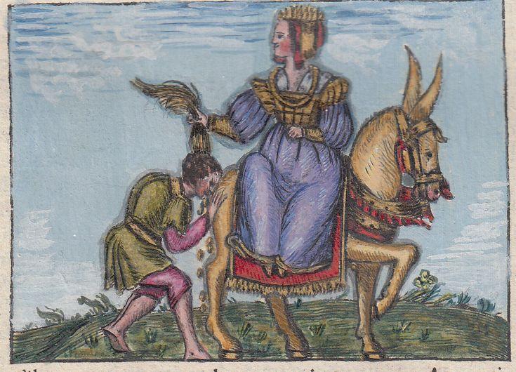 1575 Cosmografia Universale, Barbarossa e Milano