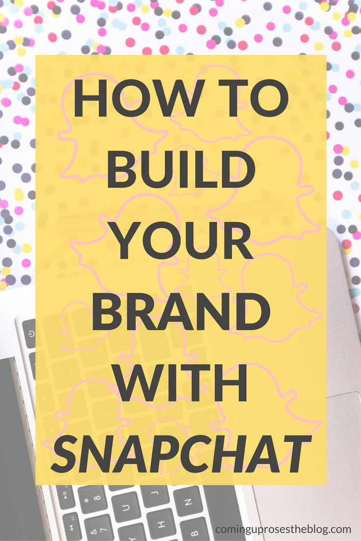 Snapchat is the name of the game! Here's how to grow your blog and brand using Snapchat, as well as tips on how to grow your Snapchat following with a FREE downloadable guide!