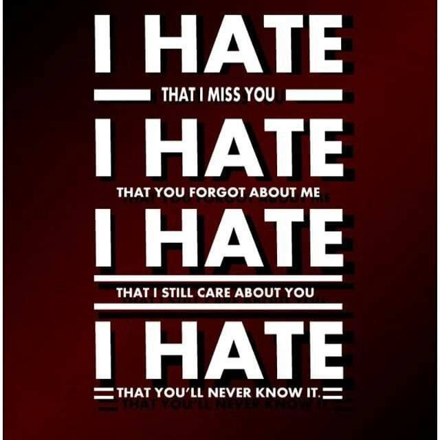 Pin On Hate Quotes And Sayings