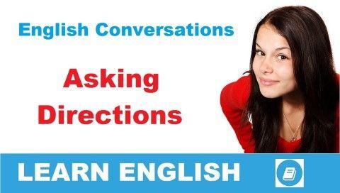 Angol szituációs társalgás. Szint: kezdő / újrakezdő / alapfokú. A párbeszéd címe: Asking Directions. A videó leckében egy rövid dialógust hallgatunk meg és olvasunk el.