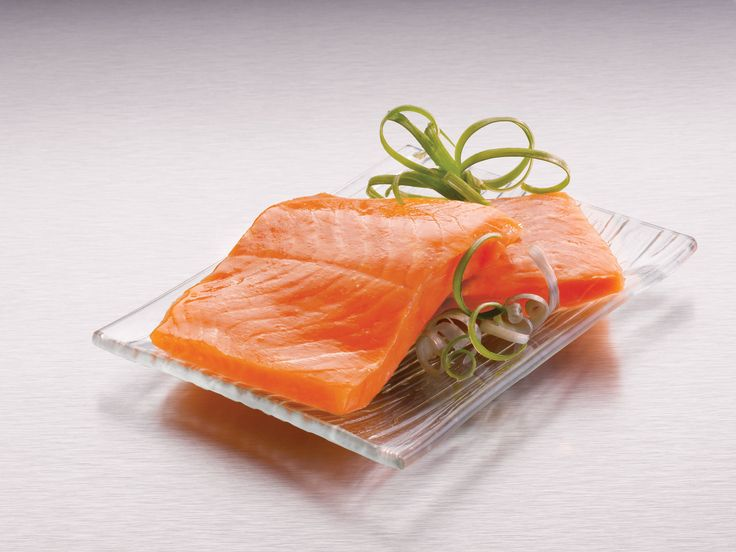 how to freeze salmon portions