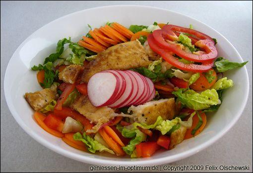 Pangasius Salat