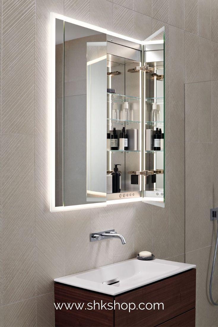 Geberit One Spiegelschrank 850x1000x160mm Inkl Beleuchtung 2 T Ren 500493001 In 2020 Spiegelschrank Badezimmerideen Badezimmereinrichtung