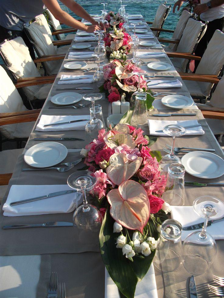 #beach#wedding#reception