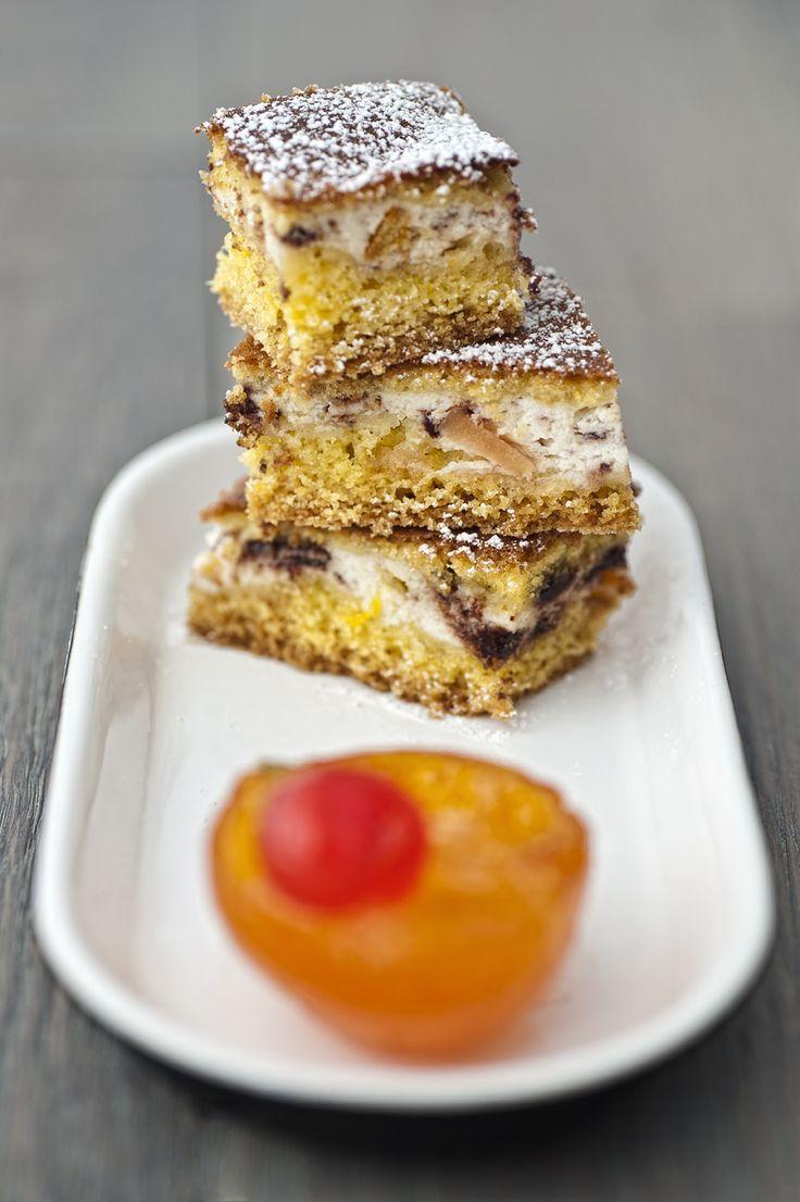 Torta alla ricotta, canditi e cioccolato - (C) giulioriotta.com
