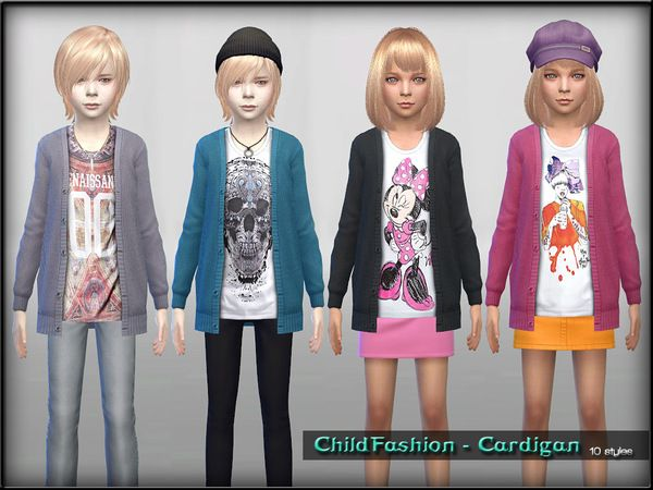 17 Best images about Sims 4 Children's Clothes on Pinterest ...