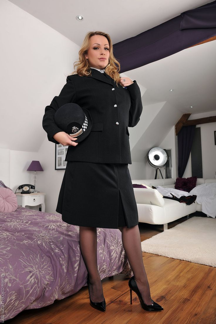 Business! Air force uniform pantyhose right!