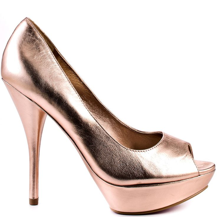 1000  images about Gold Heels on Pinterest | Rose gold, Guess ...