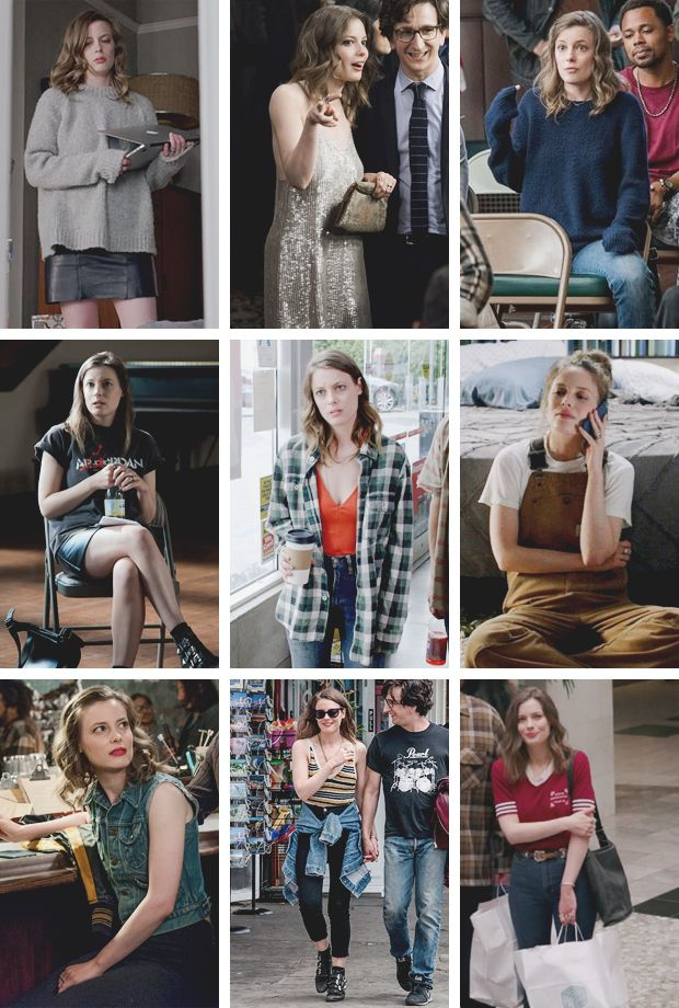 Fashion inspiration: Gillian Jacobs as Mickey Dobbs in Love