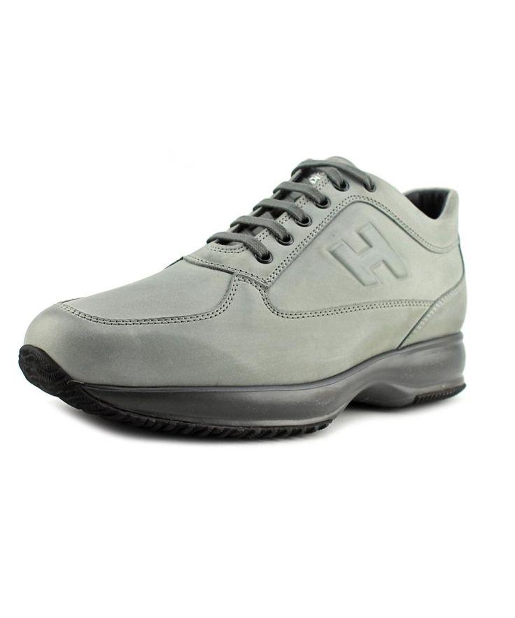HOGAN Hogan Interactive Uomo H Rilievo   Round Toe Suede  Sneakers'. #hogan #shoes #sneakers