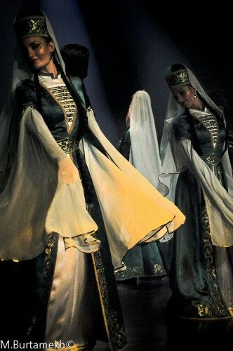 Circassian Dancing