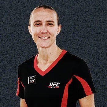 UFC Gym High Performance Coach Nadine Champion #TrainDifferent