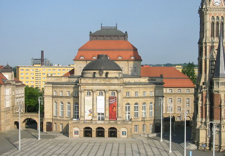 Chemnitz Opernhaus 2002 - Chemnitz - Wikipedia, the free encyclopedia