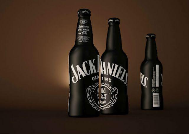 pack / Jack Daniels & Cola