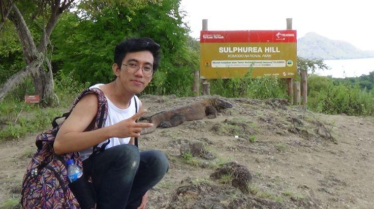 Taman Nasional komodo, NTT, Indonesia