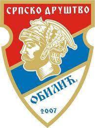 FK OBILIC  BEOGRAD  other logo
