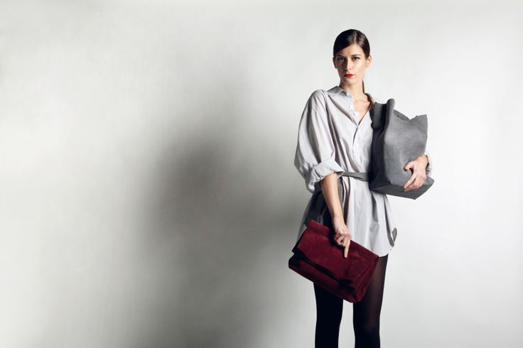 RIEN super market clutch! handmade leather bag! buy online at www.rien.gr