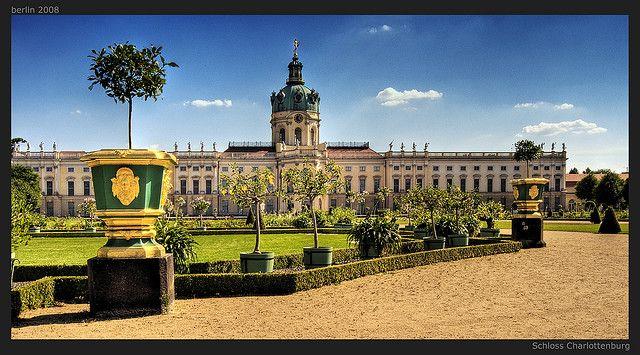 Schloss Charlottenburg Berlin, Germany