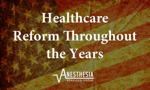 An recent article published by Becker's Hospital Review highlights the history of healthcare reform throughout the years. This article offers great non-partisan insights into the never ending journey of healthcare reform. Visit our blog to read more!