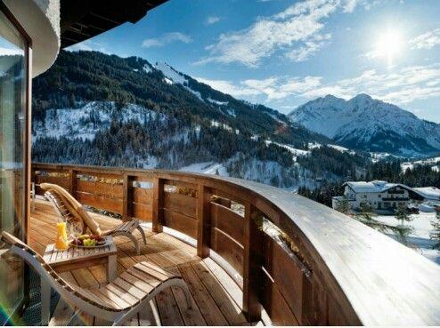 Hotel travel charme ifen kleinwalsertal Austria