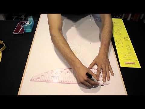 tutorial completo diseñar tu ropa. Diseña tus patrones de ropa sin esfuerzos ni clases. - YouTube