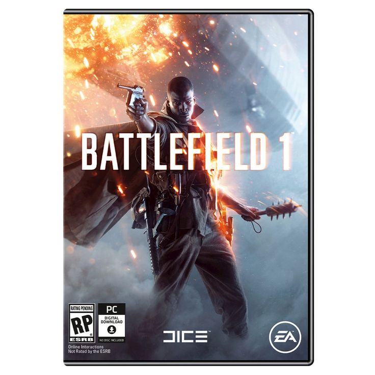 (*** http://BubbleCraze.org - If you like bubble games for Android/iPhone, you'll LOVE this one. ***)  Battlefield 1 (PC Games)